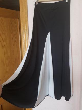Falda sevillana