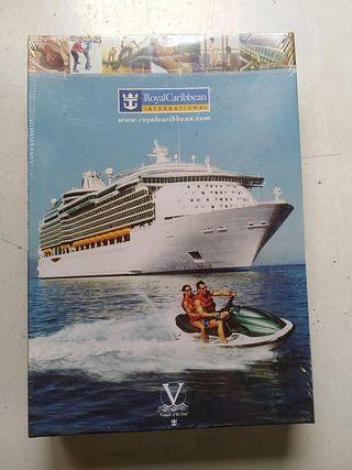 puzzle Royal Caribbean international