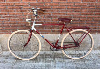 Bici BH restaurada