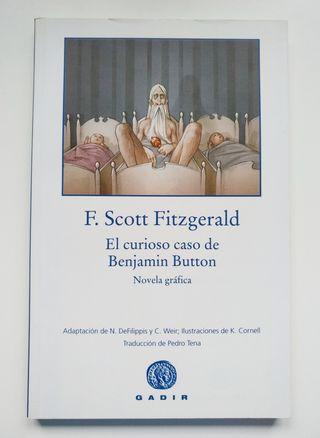 FITZGERALD, El curioso caso de Benjamin Button