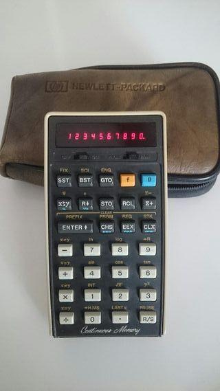 Calculadora científica programable HP-25C