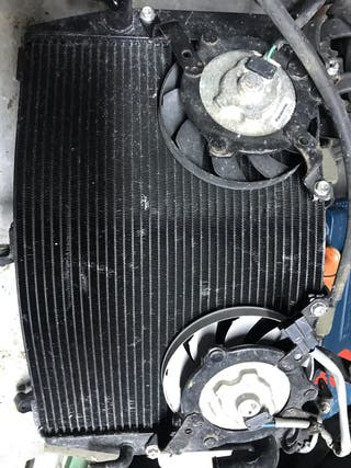 Radiador Yamaha R1 2008