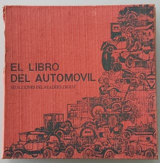 EL LIBRO DEL AUTOMOVIL Selecciones Reader's Digest