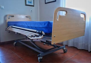 Cama Elevable Ortopédica. Somier articulable.