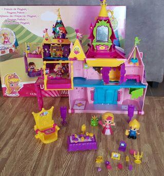 castillo princesas pinypon palacio reinas pinipon