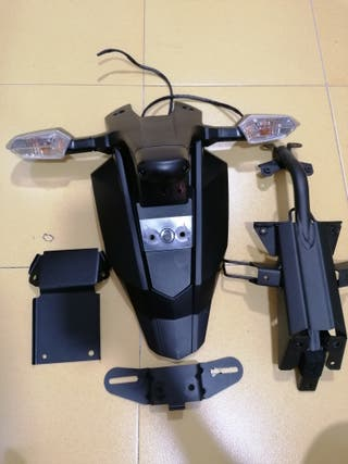 Portamatriculas Kawasaki