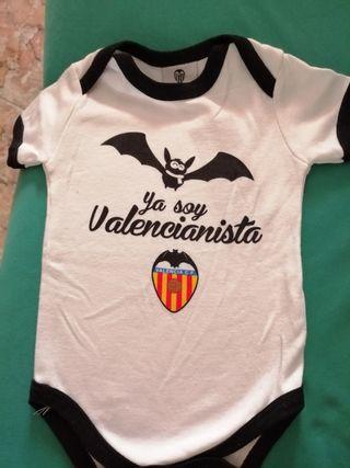 body valencianista 0 3 meses