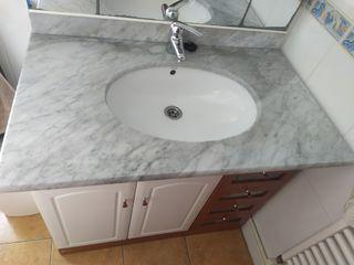 mueble de baño + espejo