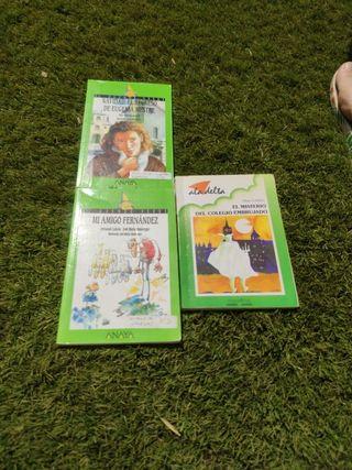 lote de libros niños 10 años