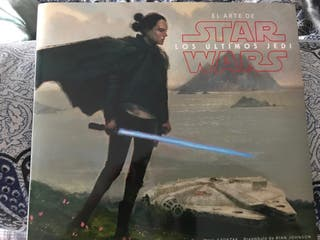 El arte de los ultimos Jedi