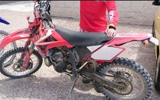 Gas Gas EC250 Racing 2008