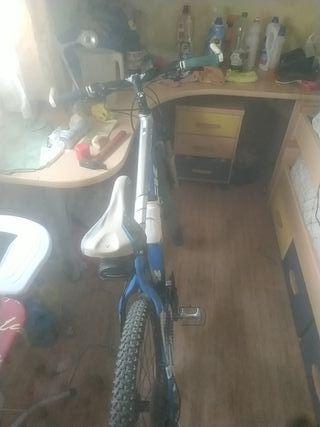 bicicleta Trek 6500 llantas aluminio ruedas 26,5 c