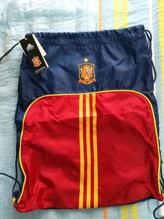 mochila selección española adidas