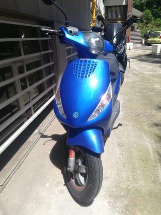 moto Piaggio zip 100cc 4t