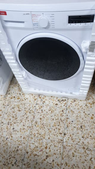 oferta lavadora secadora de 7kg 295€ 2años garantí