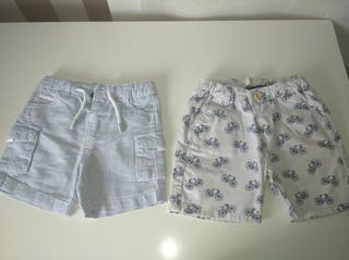 pantalón corto 18-24