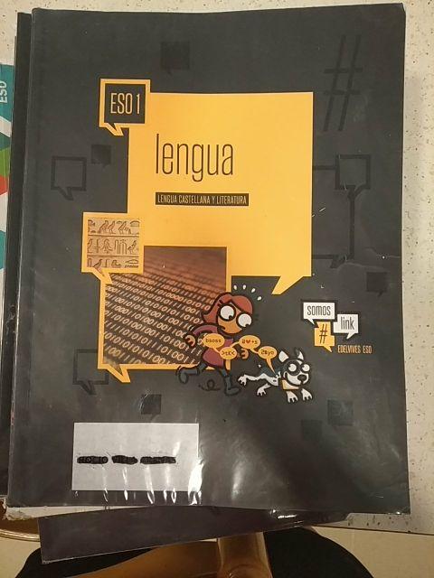 Libros 1 ESO