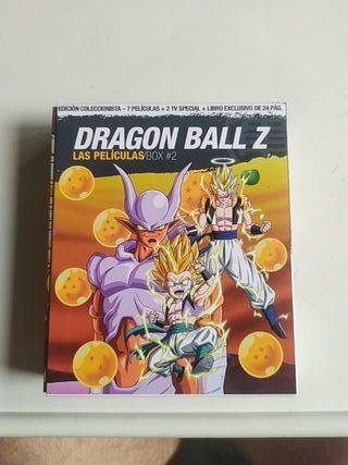 Dragon Ball Z. Edic coleccionista. Blu Ray + libro