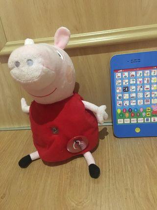 Tablet pepa pig
