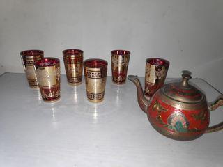 Precioso juego de té antiguo