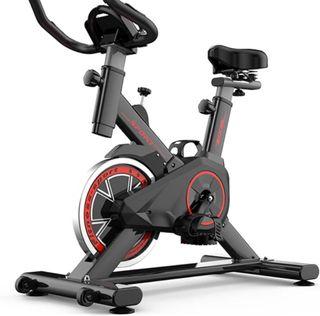 Bicicleta ciclo estática (spinning)