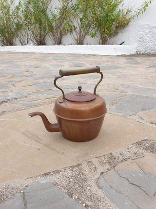 Tetera antigua
