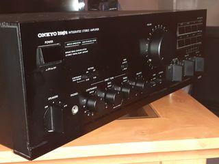 ONKYO A-8190 AMPLIFICADOR INTEGRADO,IMPECABLE!