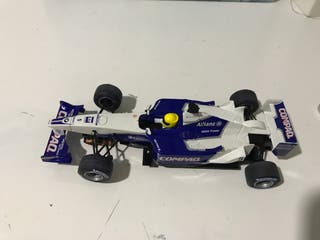 Coche F1 Scalextric scx