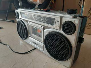 Sanyo M9903k radiocassette