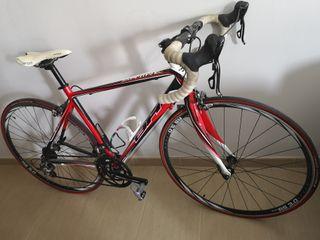 Bicicleta de carretera BH Zaphire Talla M