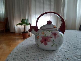 Villeroy & Boch tetera porcelana esmaltada nueva