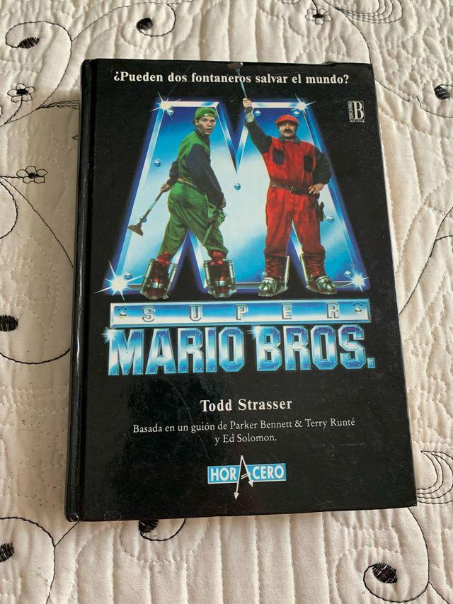 """Libro de lectura """" Mario bros """""""