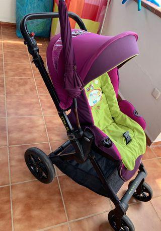 Carro de bebé Jané Muum 2014