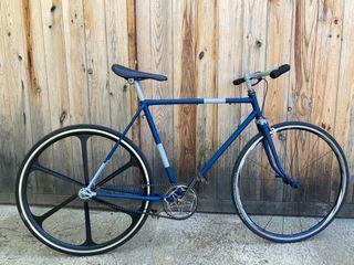 Bici fixie, fixed