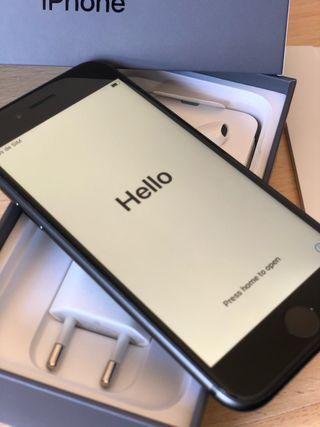 IPhone 8 64 GB en garantía.