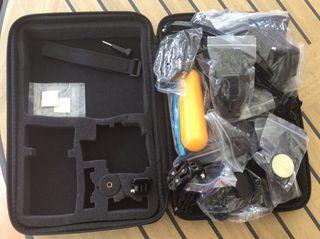 Accesorios para GoPro o cualquier cámara deportiva