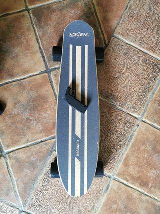 Monopatín eléctrico Skate iLong iCruiser IWat Moti