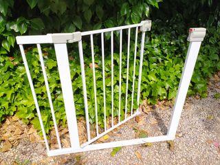 Puerta de seguridad para niños