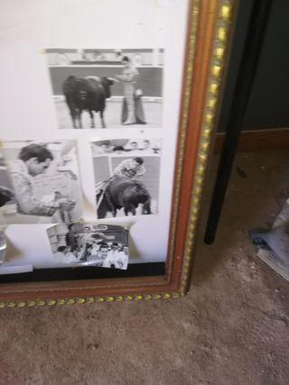 cuadro de torero fotos