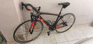 bh quartz carbono bicicleta carretera