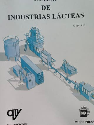 curso de industrias lácteas