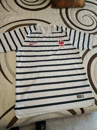 camiseta fútbol Francia L