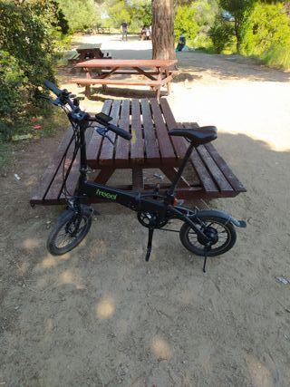 Bicicleta electrica Freeel