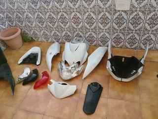 Placas, carcasas, carenado, carroceria Yamaha Jog