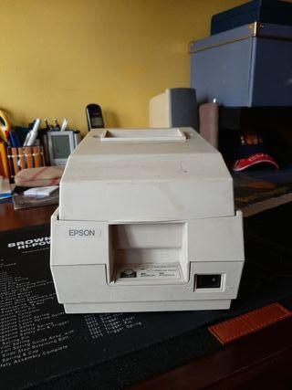 Impresora Epson tikets