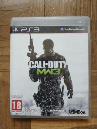 Carátula de Calle Of Duty MW3