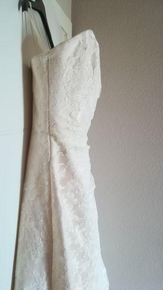 Vestido de novia seminuevo