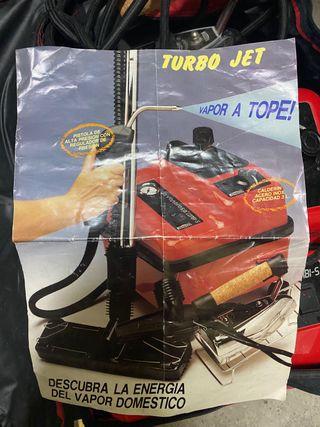 Vaporeta turbo jet