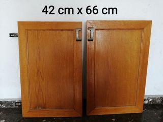 Puertas y cajones cocina