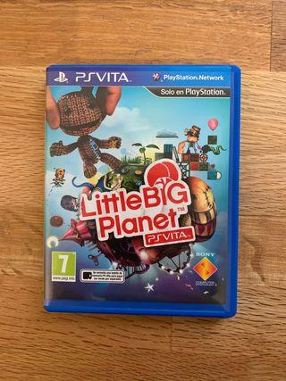 PS Vita Little Big Planet